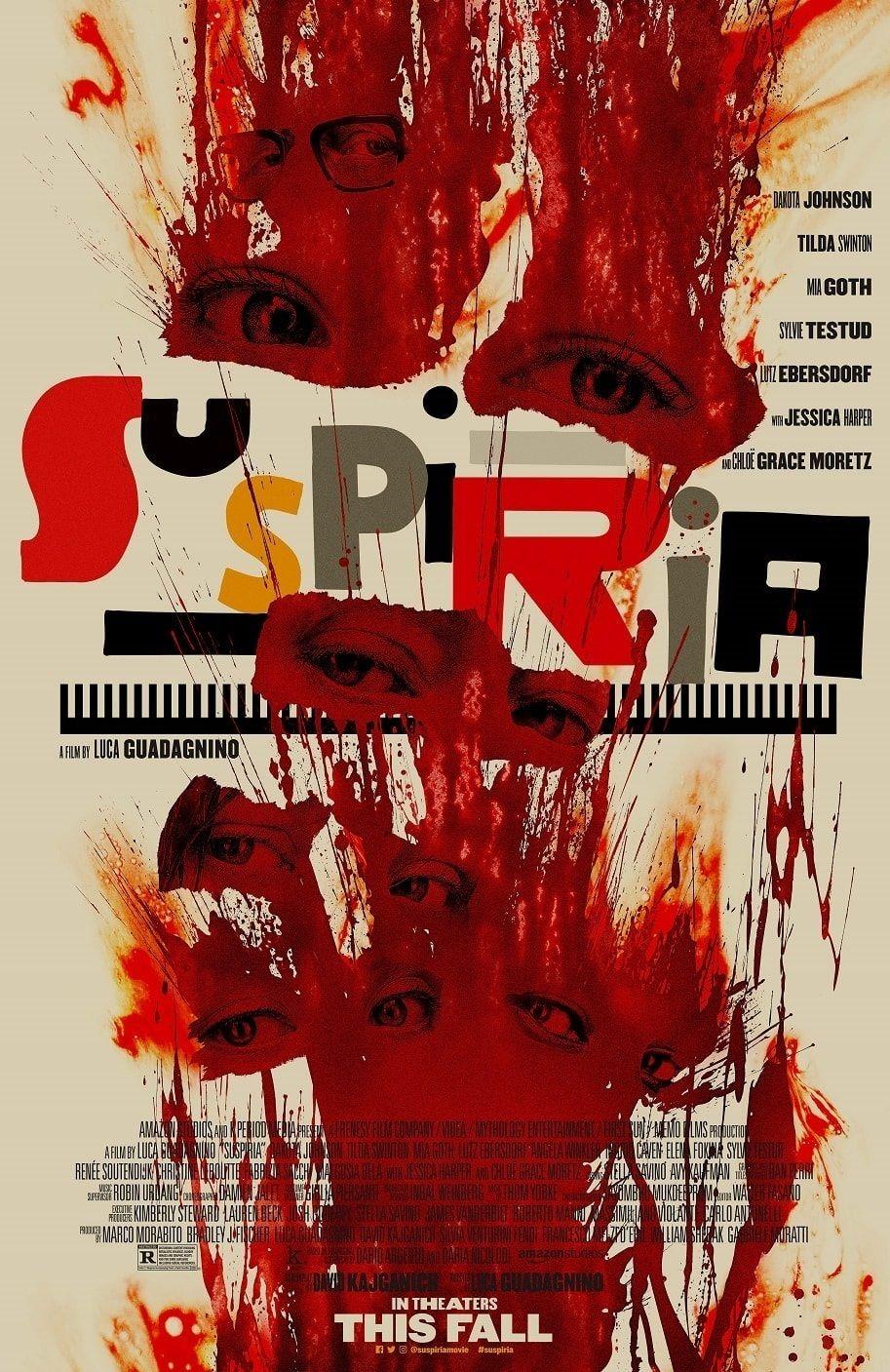 Poster Suspiria