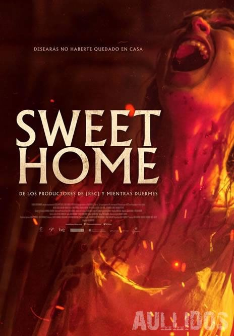 Nuevo Poster Sweet Home