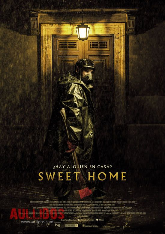 Poster Sweet Home