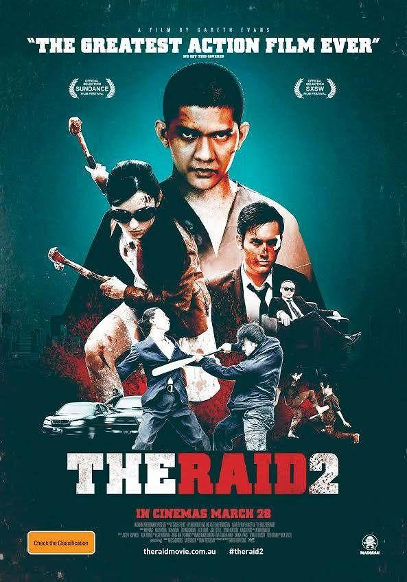 The Raid 2 Making Of
