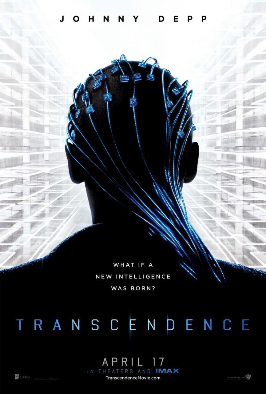 Poster Transcendence