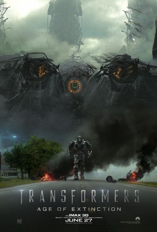 Poster Transformers Imax