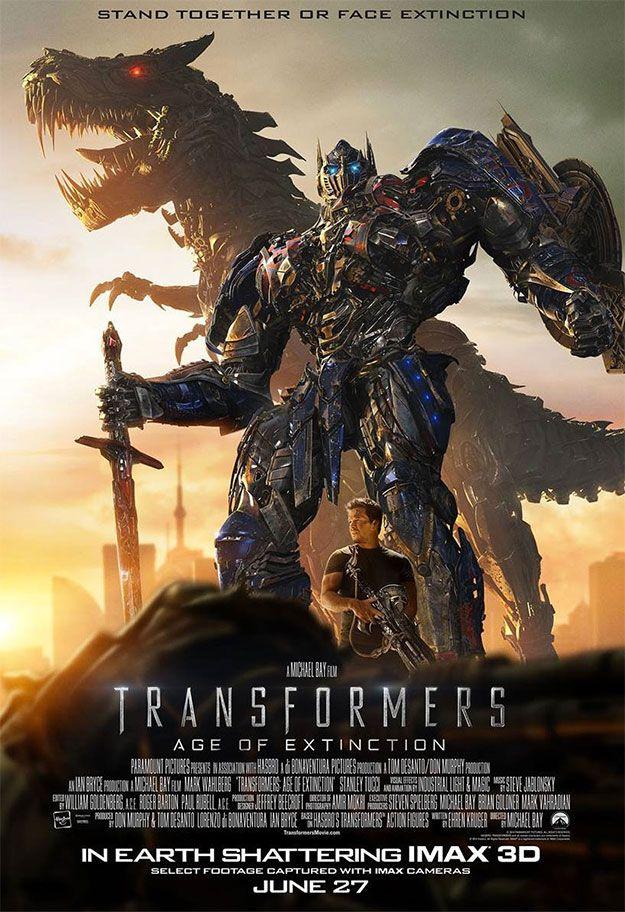 Guionistas transformers 5
