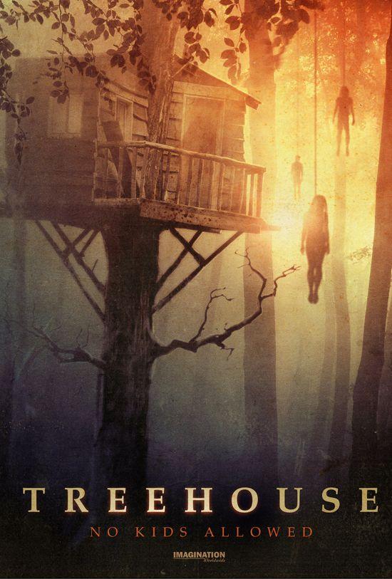 Trailer Britanico Treehouse