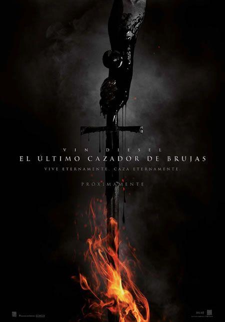 Teaser Poster El Ultimo Cazador de Brujas
