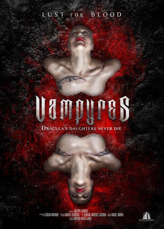 Vampyres Inicio Rodaje
