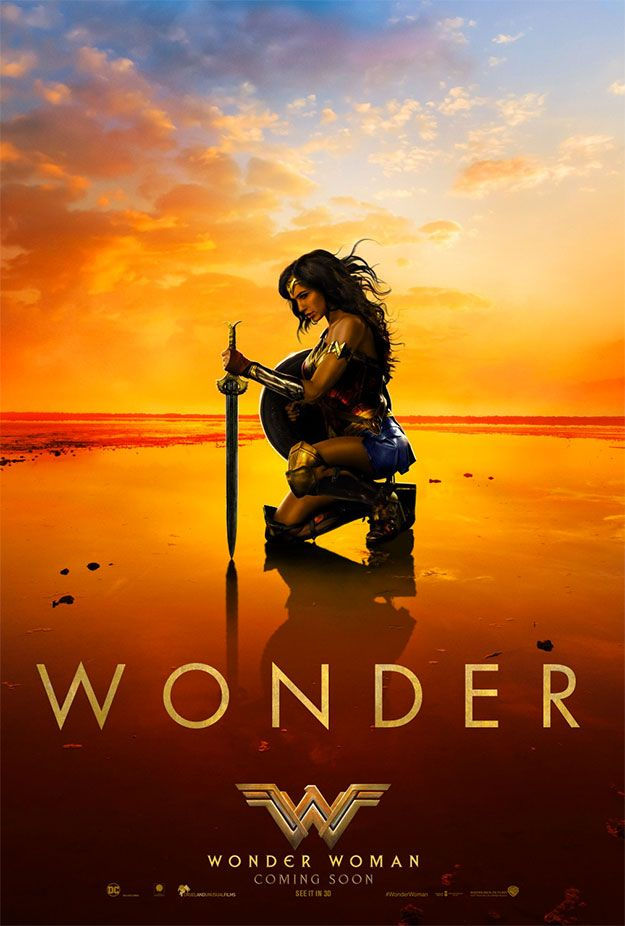 Wonder Woman Criticas