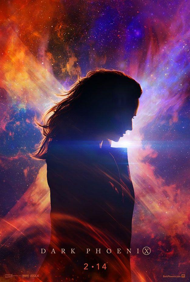 Poster XMen Dark Phoenix
