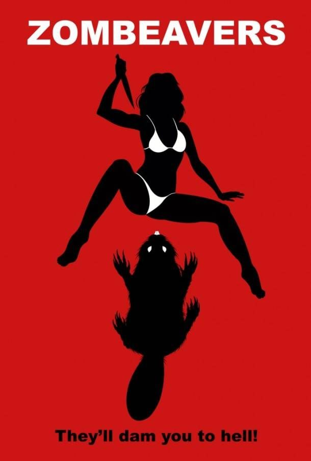 Poster Zombeavers