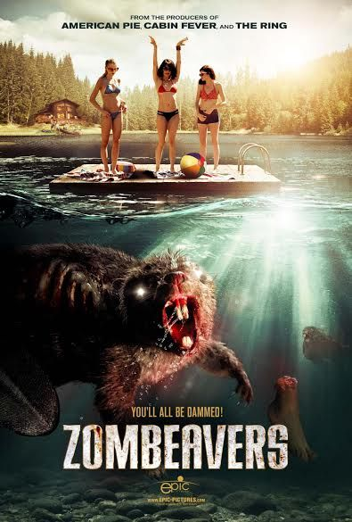 Trailer ZOmbeavers