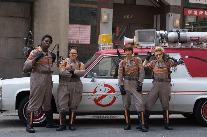 Sigourney Weaver reboot cazafantasmas