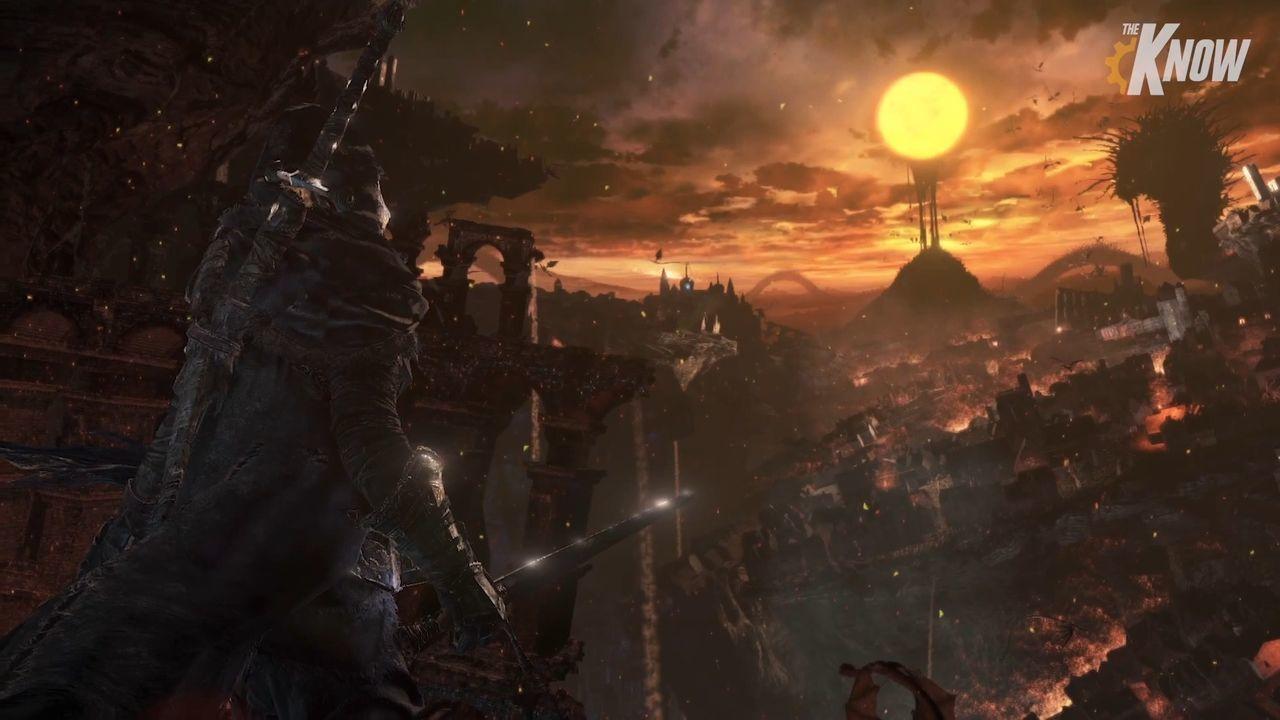 Dark Souls 3 anunciado