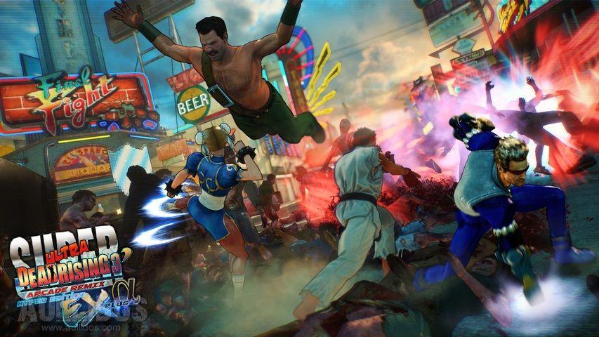 Imágenes Super Ultra Dead Rising 3 Hyper Edition Remix