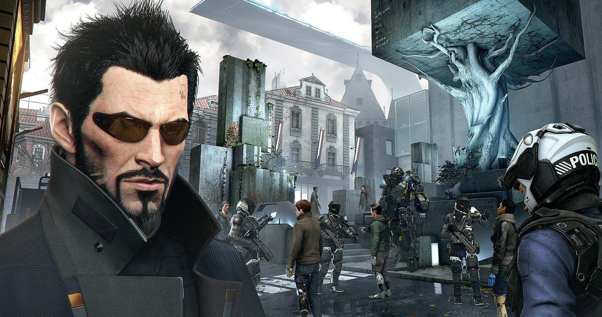 Imagenes Deus Ex Mankind Divided