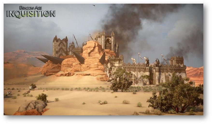 Imágenes Dragon Age Inquisition