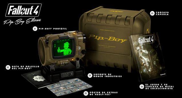 Fallout 4 Edicion Coleccionista