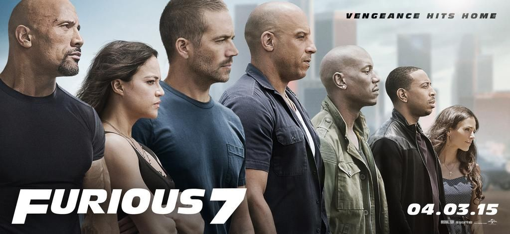 Fast & Furious 7 taquilla USA