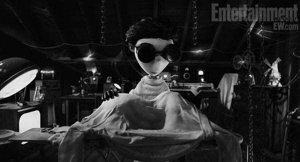 Imagen 2 de Frankenweenie 3D