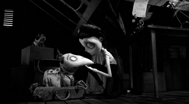 Imagen 32 de Frankenweenie 3D