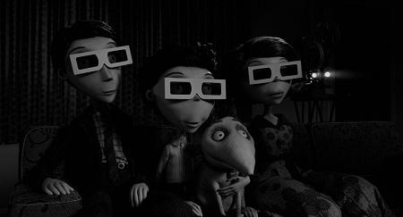 Imagen 8 de Frankenweenie 3D