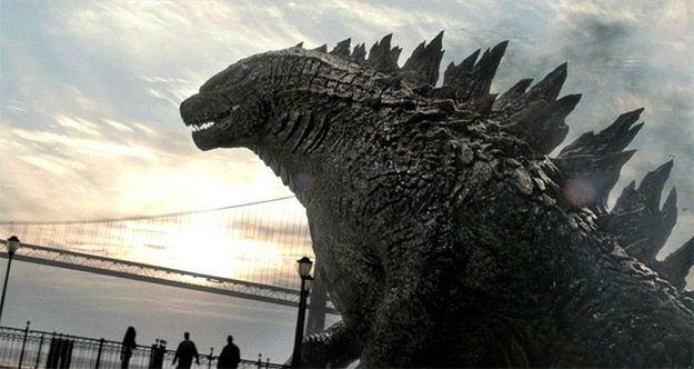Godzilla brillantes críticas
