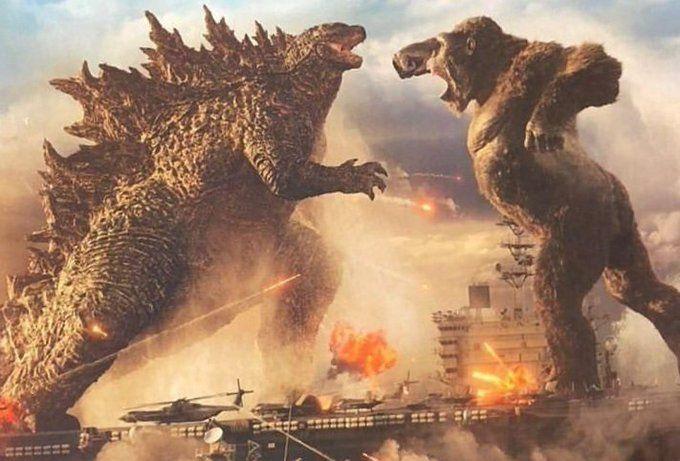 Imagen 1 de Godzilla vs Kong
