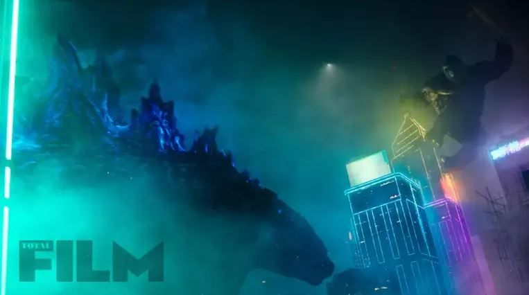 Imagen 4 de Godzilla vs Kong