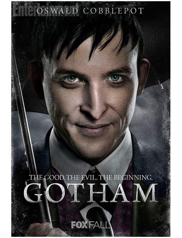 Gotham Nuevos Posters