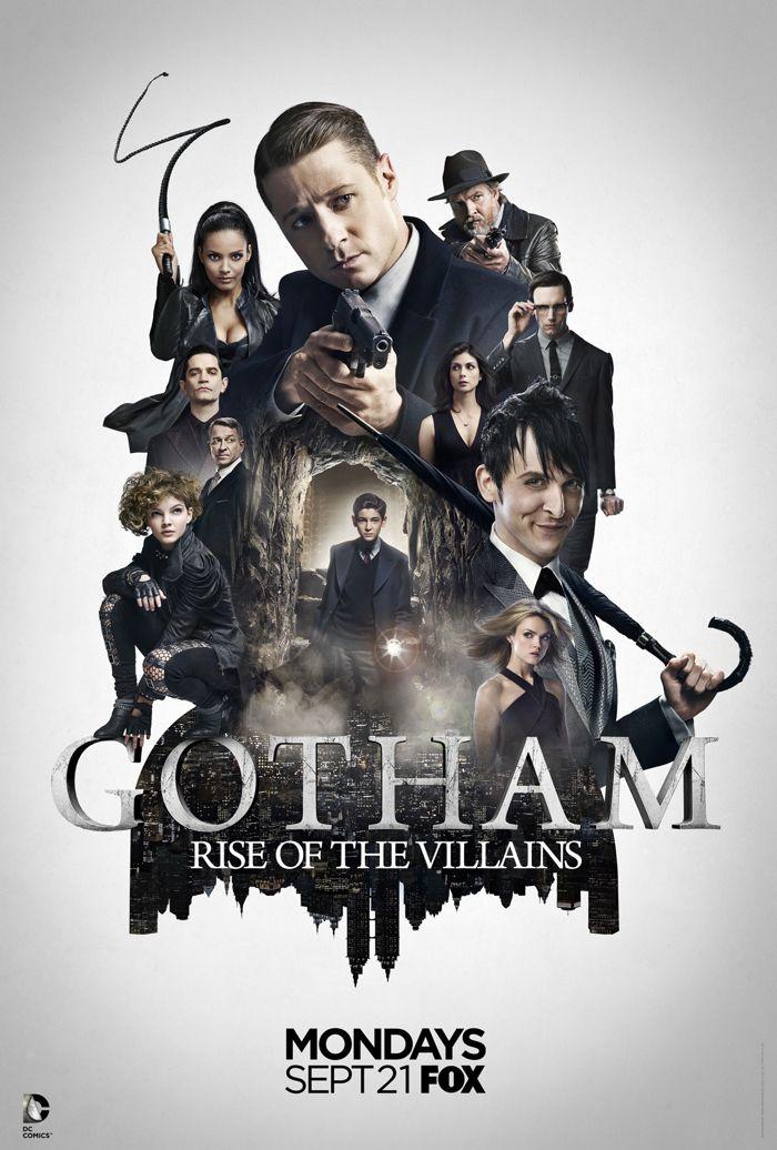 Gotham Posters 2ª Temporada
