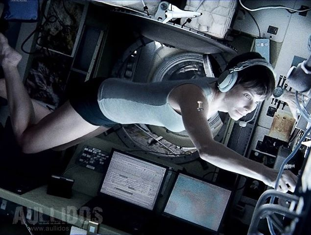 Imagen 1 de Gravity