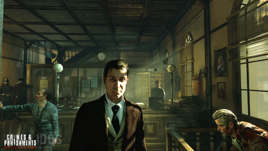 Sherlock Holmes Crimes Punishment 9