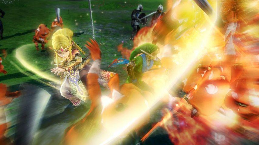 Imágenes Hyrule Warriors