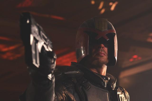 Imagen 1 de Dredd 3D