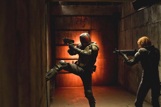 Imagen 16 de Dredd 3D