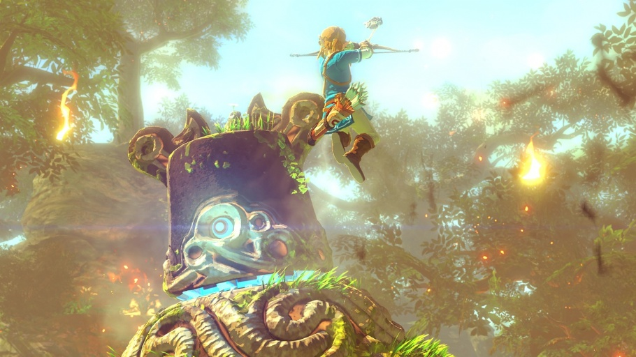 Imágenes Legend of Zelda Wii U