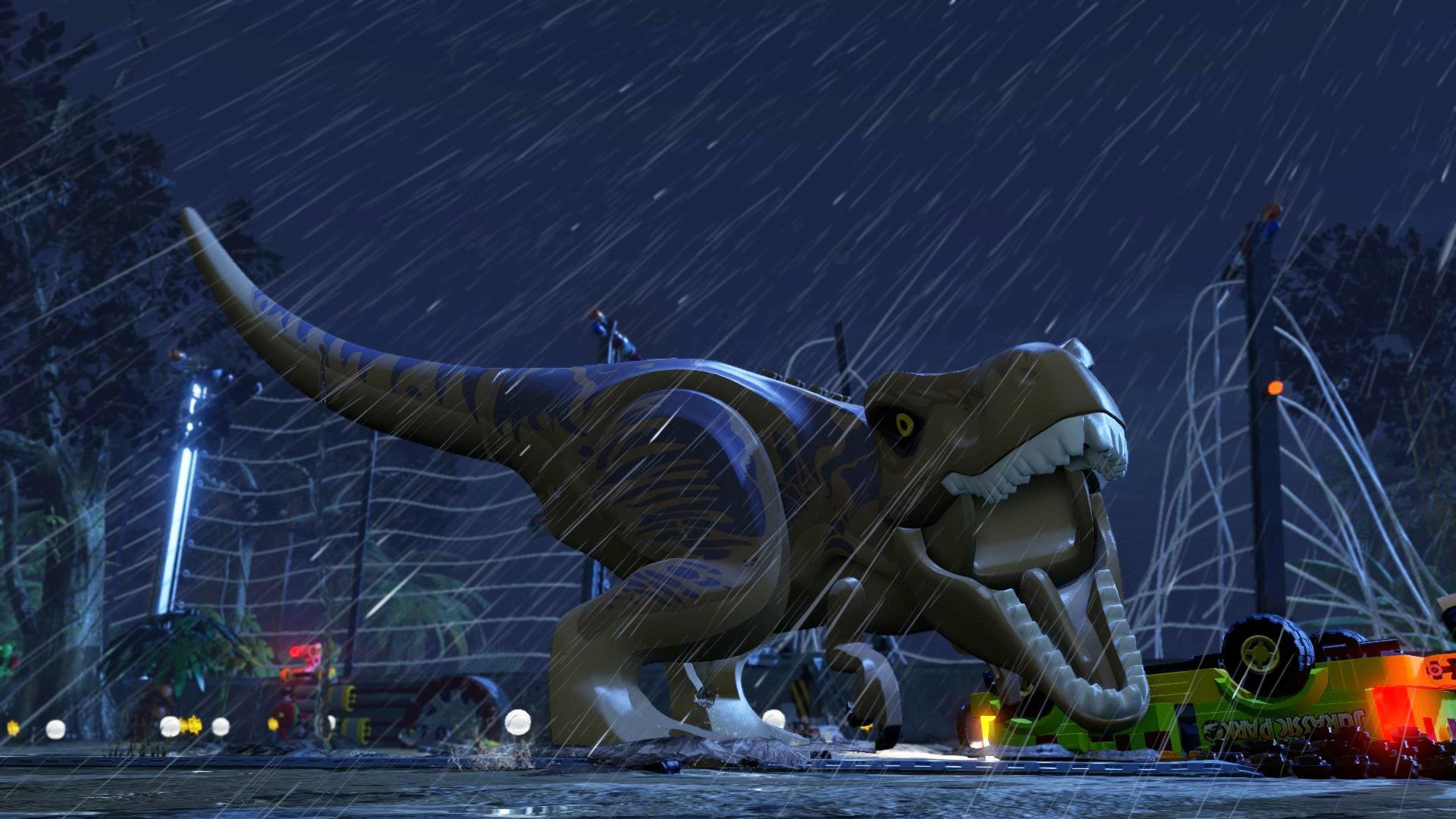 Trailer Lanzamiento Lego Jurassic World