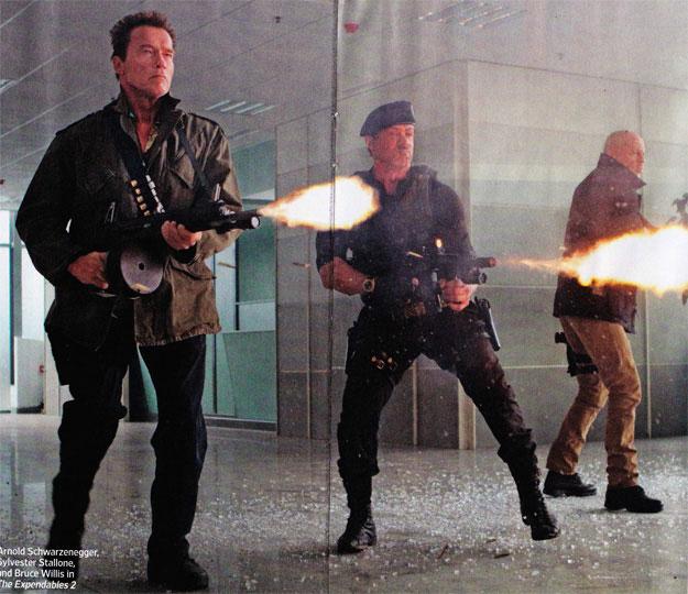 Imagen 24 de Los Mercenarios 2