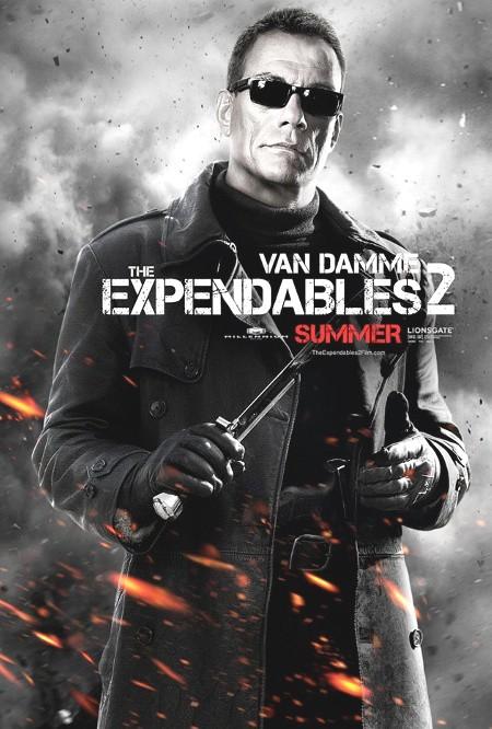 Hermano Gemelo Van Damme Los Mercenarios 4