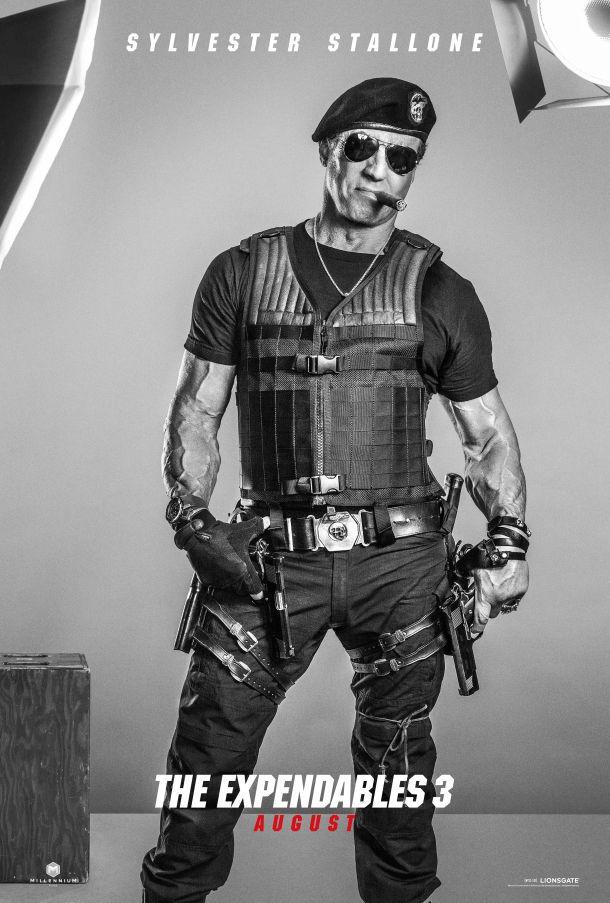 Stallone Los Mercenarios 3