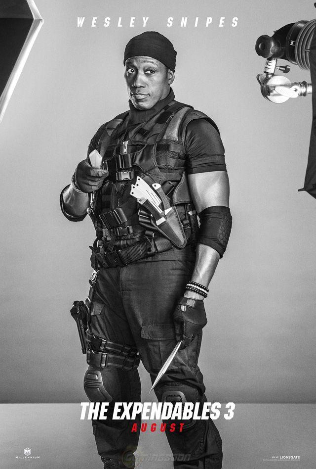 Wesley Snipes Los Mercenarios 3