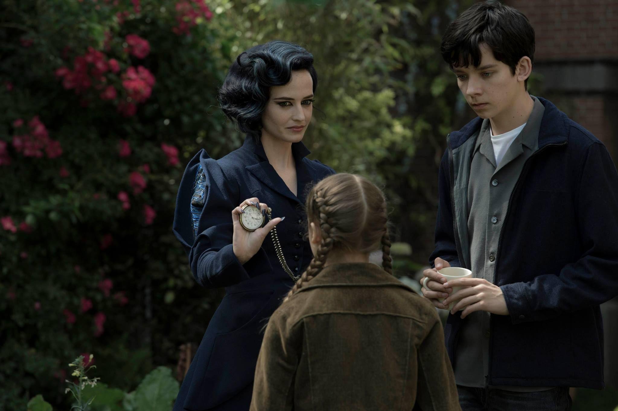 Imagen 1 de El hogar de Miss Peregrine para niños peculiares