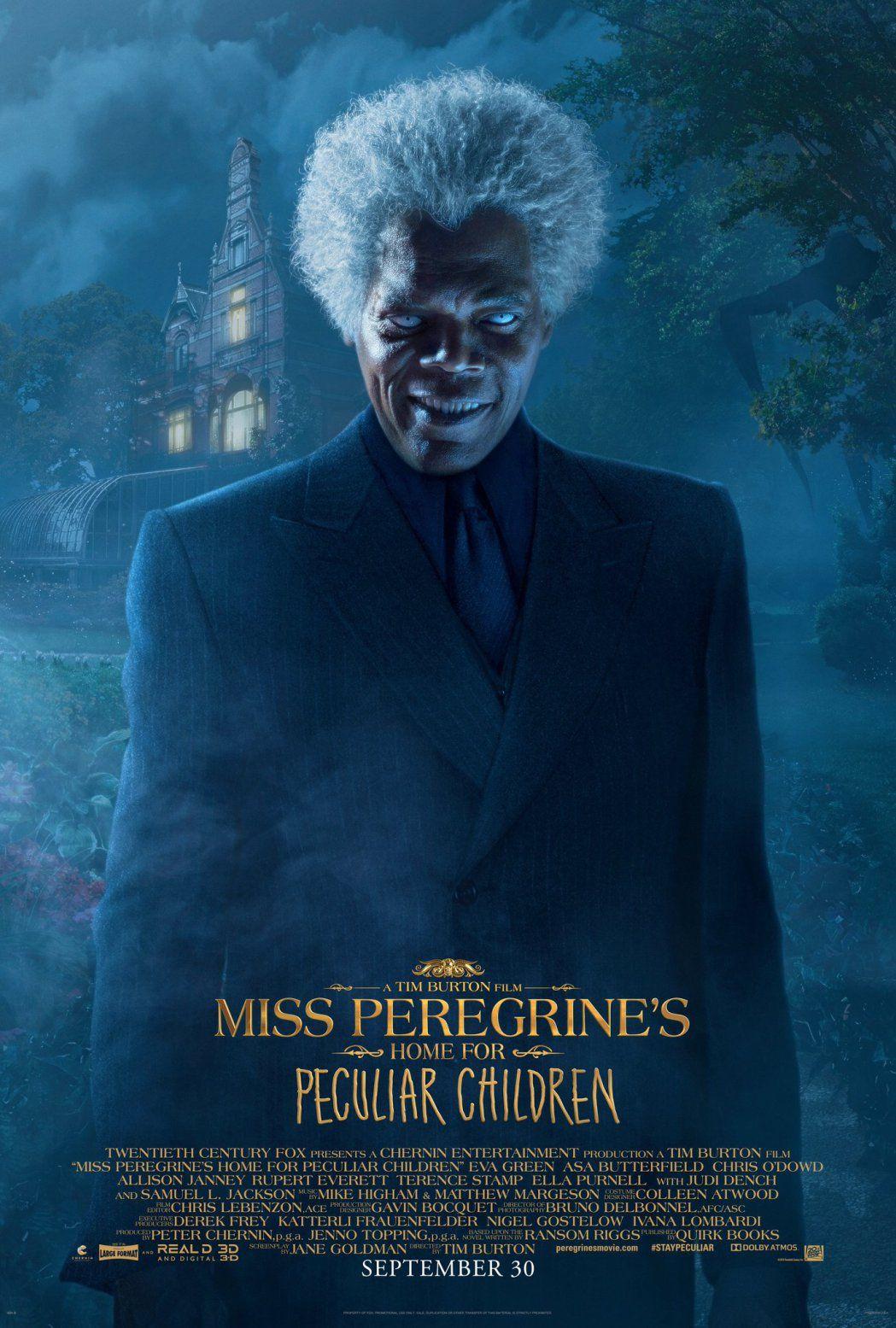 Imagen 11 de El hogar de Miss Peregrine para niños peculiares