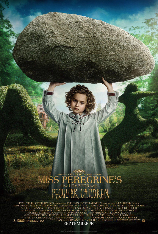 Imagen 12 de El hogar de Miss Peregrine para niños peculiares
