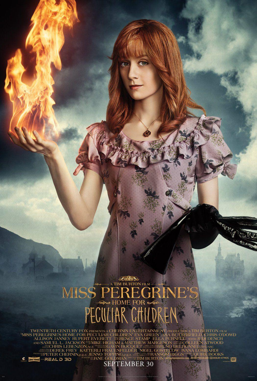 Imagen 14 de El hogar de Miss Peregrine para niños peculiares