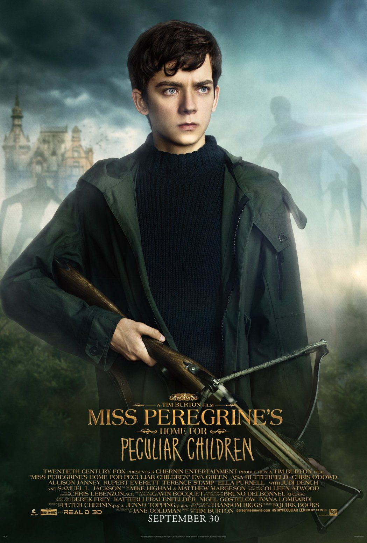 Imagen 17 de El hogar de Miss Peregrine para niños peculiares