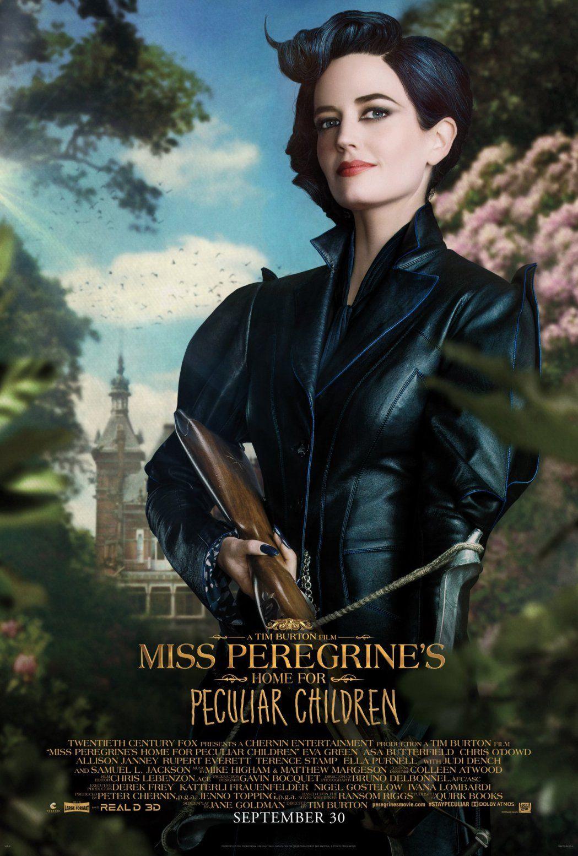 Imagen 18 de El hogar de Miss Peregrine para niños peculiares