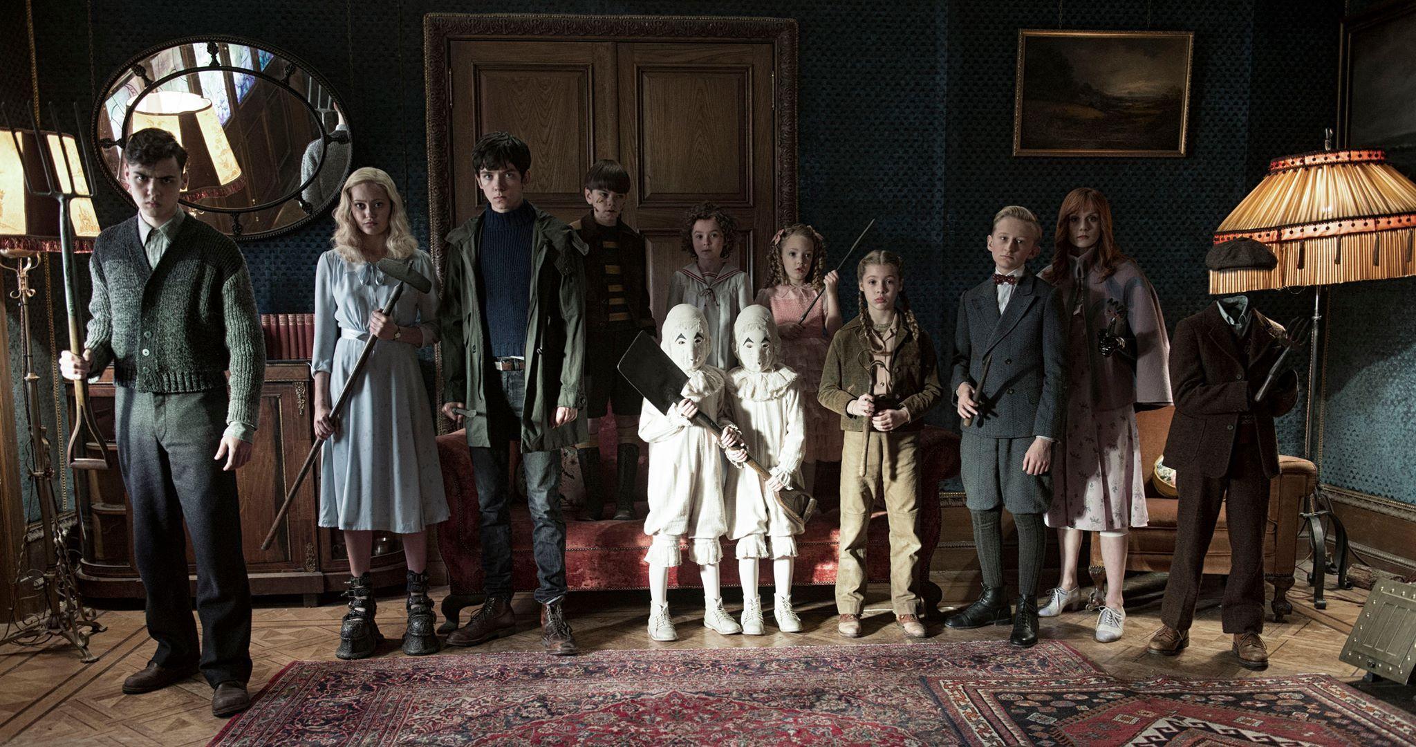 Imagen 2 de El hogar de Miss Peregrine para niños peculiares