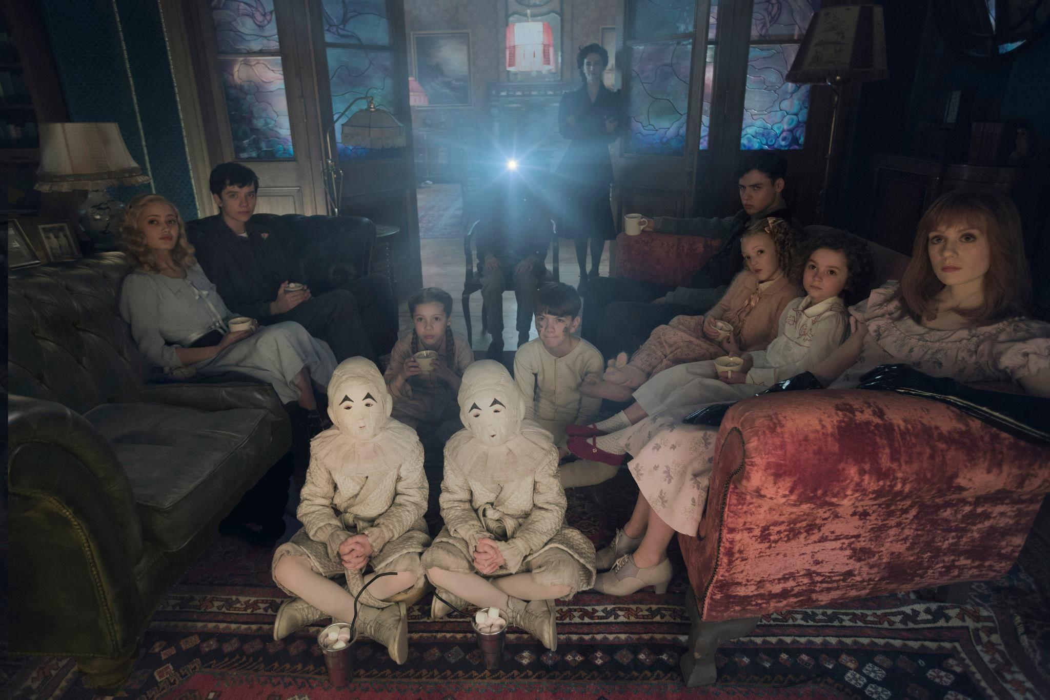 Imagen 9 de El hogar de Miss Peregrine para niños peculiares
