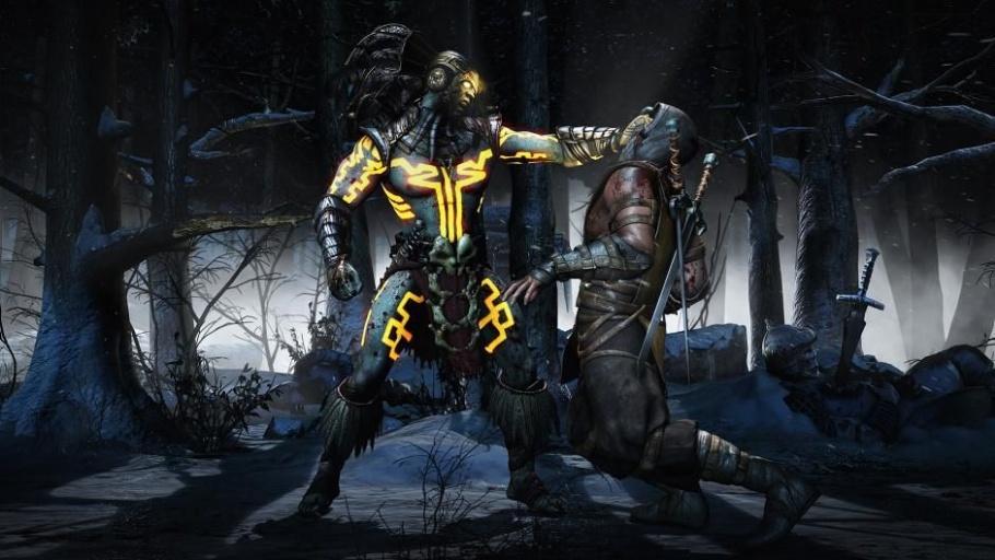 Imágenes Mortal Kombat X