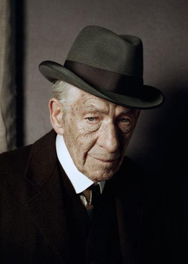Ian McKellen Mr.Holmes